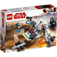 LEGO Star Wars Jedi and Clone Troopers Battle Pack - 75206