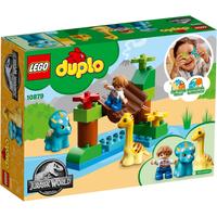 LEGO Duplo Jurassic World Gentle Giants Petting Zoo - 10879 - Duplo Gifts