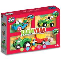 WOW Toys Farm Yard Playset - Farm Gifts