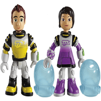 Disney Miles From Tomorrow Two Figure Pack -Leo And Loretta - Miles From Tomorrow Gifts