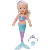 BABY Born Little Sister Mermaid Doll - Baby Born Gifts