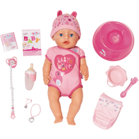 BABY Born 43cm Soft Touch - Girl with Blue Eyes Doll
