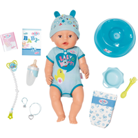 BABY Born 43cm Soft Touch - Boy Doll - Baby Born Gifts
