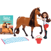 Spirit and Lucky Deluxe Feeding Set