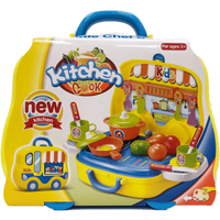 Kitchen Cook Little Chef Set - Chef Gifts
