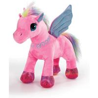 Snuggle Buddies Pegasus Sparkle Wings - Pink