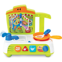 WinFun Cook and Fun Kitchen - Green - Cook Gifts
