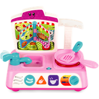 Cook and Fun Kitchen - Pink - Cook Gifts