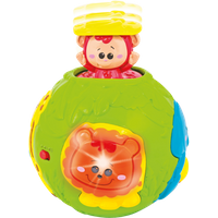 WinFun Roll and Pop Jungle Activity Ball - Jungle Gifts