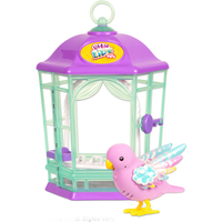 Little Live Pets Light Up Bird Cage - Rainbow Glow - Pets Gifts
