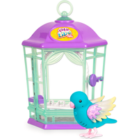 Little Live Pets Light Up Bird Cage - Skye Twinkles - Pets Gifts