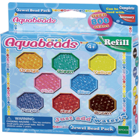 Aquabeads Jewel Bead Pack - Multi-coloured - Jewel Gifts