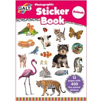 Galt Animals Sticker Book