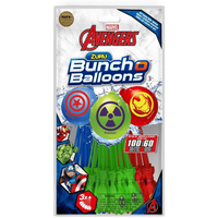 Click to view product details and reviews for Official Zuru Bunch O Balloons Marvel Avengers 100 Balloons.