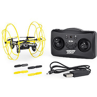 Air Hogs Hyper Stunt Drone - Yellow - Air Hogs Gifts