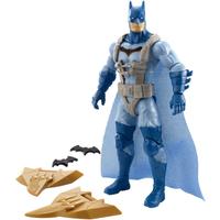 Batman Missions 15cm Action Figure - Night Jumper Batman - Batman Gifts