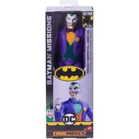 DC True Moves Batman Mission 30cm Figure - Joker - Batman Gifts