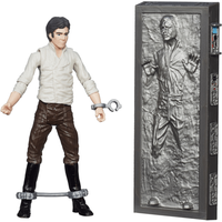 Star Wars Black Series 9.5cm Figure - Han Solo With Carbonite Figure