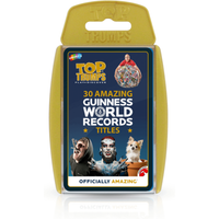 Top Trumps Guinness World Records Card Game - Guinness Gifts