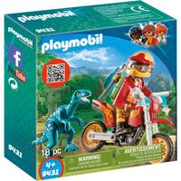 Playmobil Motocross Raptor - 9431 - Motocross Gifts