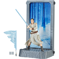 Star Wars The Black Series Titanium Series 13cm Figure - Rey - The Entertainer Gifts