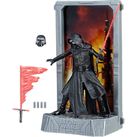 Star Wars The Black Series Titanium Series 13cm Figure - Kylo Ren - The Entertainer Gifts