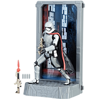 Star Wars The Black Series Titanium Series 13cm Figure - Captain Phasma - The Entertainer Gifts