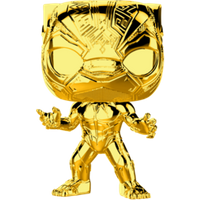 Funko Pop! Marvel: Black Panther - Chrome Black Panther - Chrome Gifts