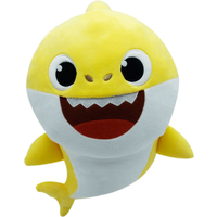 Baby Shark Singing Plush - Baby Shark 25cm - Singing Gifts