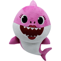 Baby Shark Singing Plush - Mummy Shark 25cm - Singing Gifts