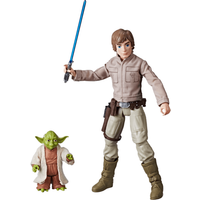 Star Wars Forces Of Destiny - Luke Skywalker and Yoda - Star Wars Gifts