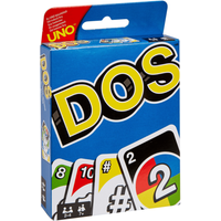 UNO DOS Card Game - Game Gifts