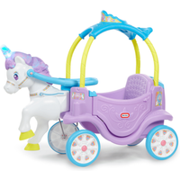 Little Tikes Cozy Magical Unicorn Carriage - Little Tikes Gifts