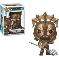Funko Pop! Heroes: Aquaman - Arthur Curry - Curry Gifts