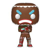Funko Pop! Games: Fortnite - Merry Marauder - Games Gifts