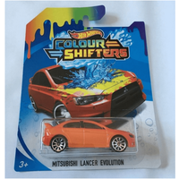 Hot Wheels Colour Shifters - Mitsubishi Lancer Evolution - Mitsubishi Gifts