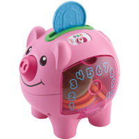 Fisher-Price Laugh & Learn Smart Stages Piggy Bank - Laugh Gifts