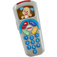 Fisher-Price Laugh and Learn Puppy's Remote - Laugh Gifts
