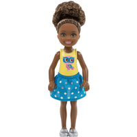 Barbie Club Chelsea 15cm Doll - Own Outfit - Barbie Gifts