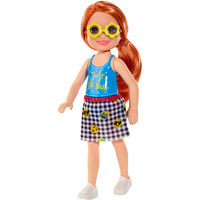 Barbie Club Chelsea 15cm Doll - Just Be You Outfit - Chelsea Gifts