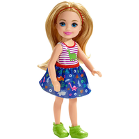 Barbie Club Chelsea 15cm Boy Doll - Dinosaur Theme Outfit - Chelsea Gifts