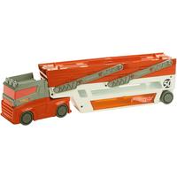 'Hot Wheels Mega Hauler Truck Garage