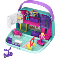 Polly Pocket World Mall Playset - Polly Pocket Gifts