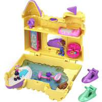 Polly Pocket World Castle Playset - Polly Pocket Gifts