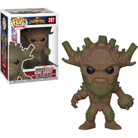 Funko Pop! Games: Marvel Contest Of Champions - King Groot - Games Gifts