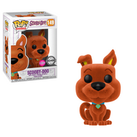 Funko Pop! Scooby Doo Flocked - Scooby Doo Gifts