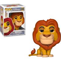 Funko Pop! Disney: The Lion King - Mufasa - Lion King Gifts