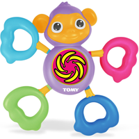 Tomy Toomies Grip and Grab music Monkey - Tomy Gifts