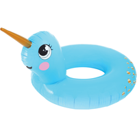 Inflatable Giant 90cm Pool Toy - Swim Ring