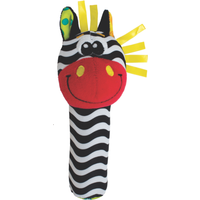 Playgro Jungle Squeaker Zebra - Zebra Gifts
